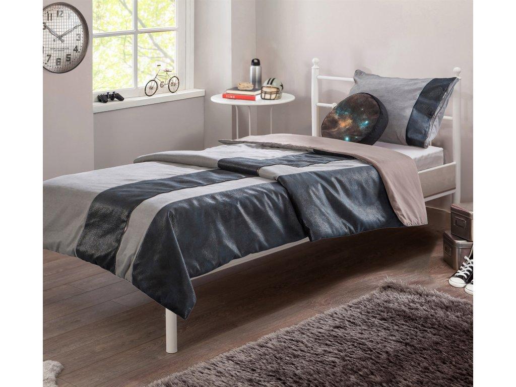 Přehoz na postel Dark Metal (90-100 cm)