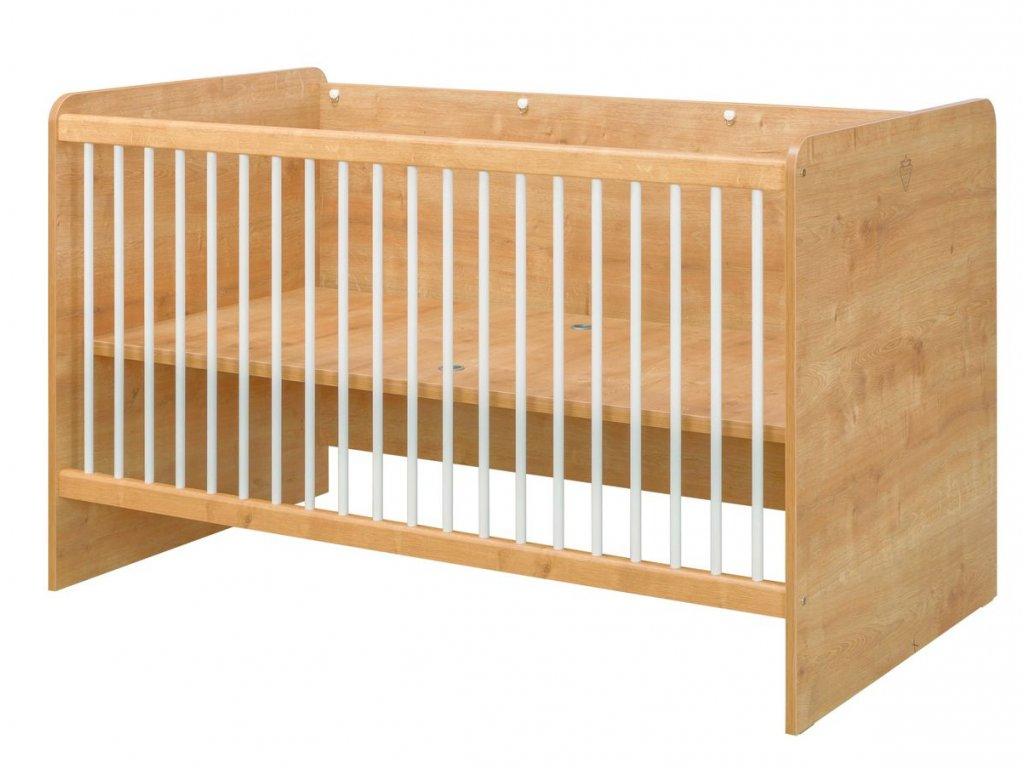 Dětská postýlka 70x140 cm Mocha Baby