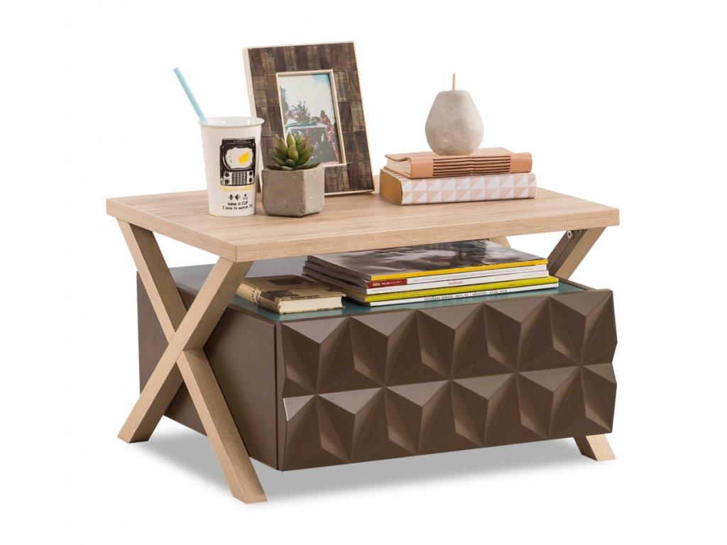 Studentský noční stolek Lofter