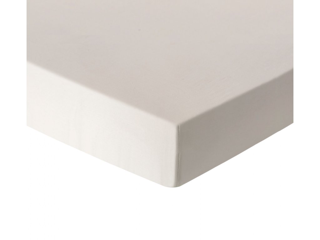 Prostěradlo šedé 100x175 cm