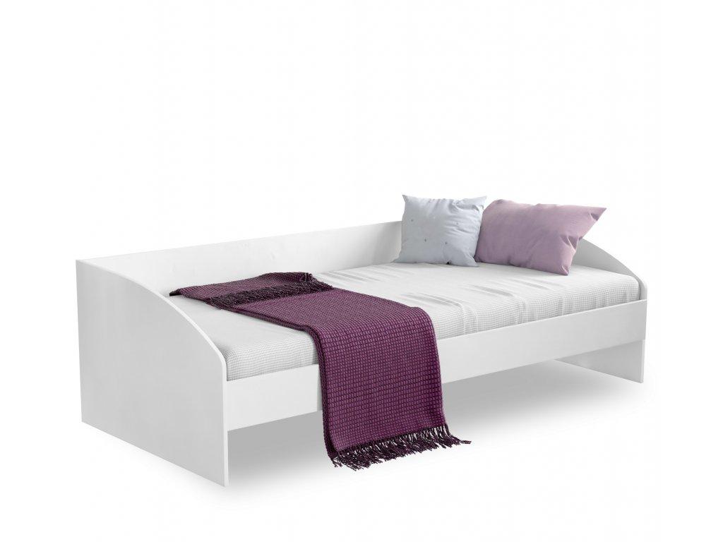 sedacka a postel v jednom bila