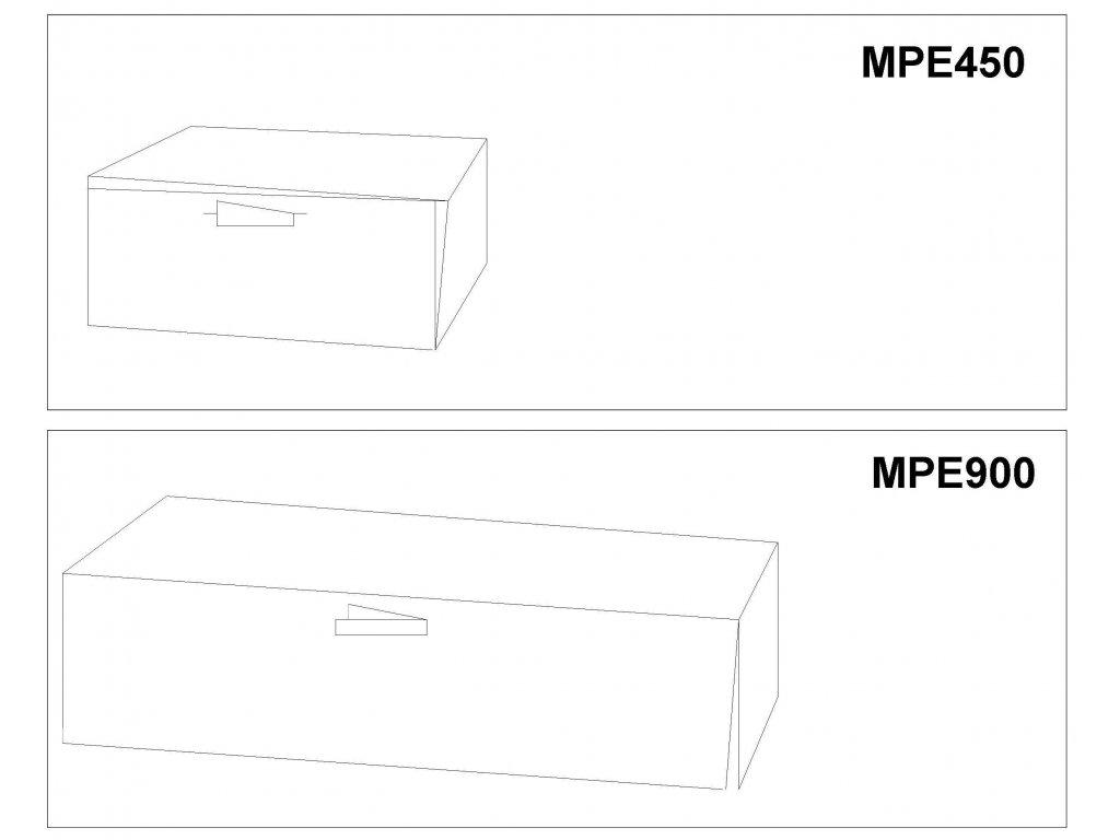 Skříňka nízká Max-i MPE