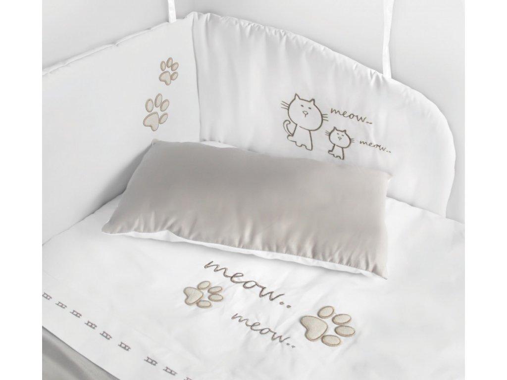 souprava do postylky k posteli