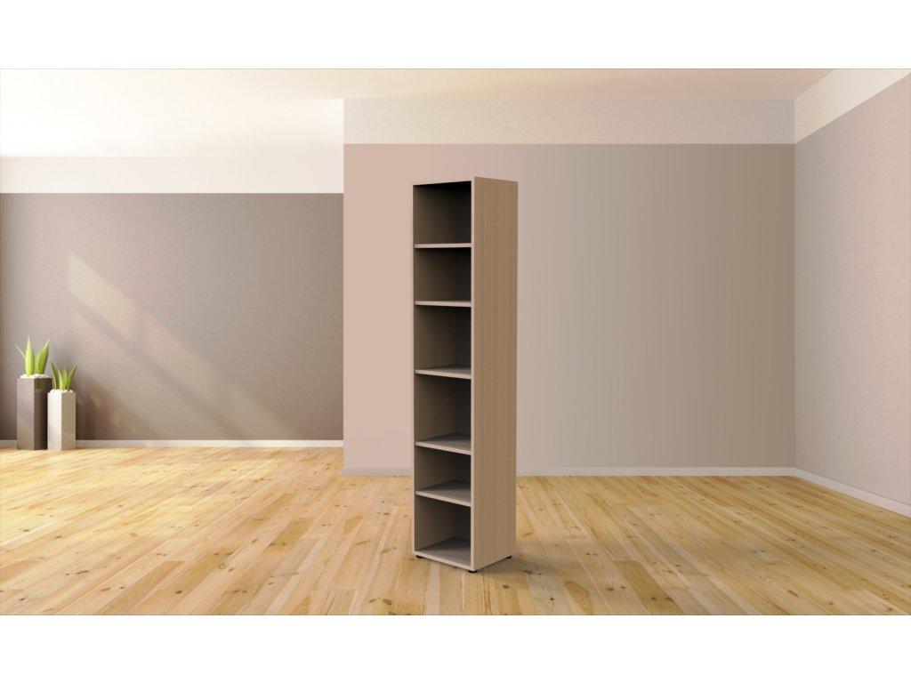knihovna vysoka ME450