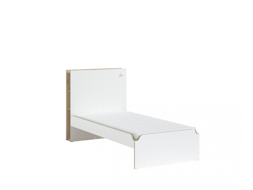 studentska postel 100x200 modera