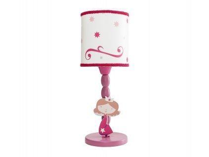 Dětská stolní lampa Lady