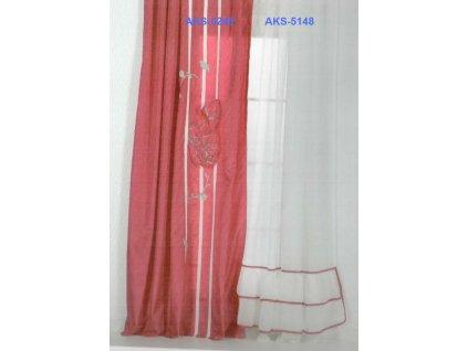 Záclona Romance AKS-5148