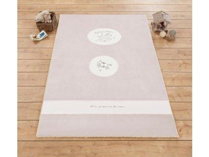 Dětský koberec Cotton 120x180 cm