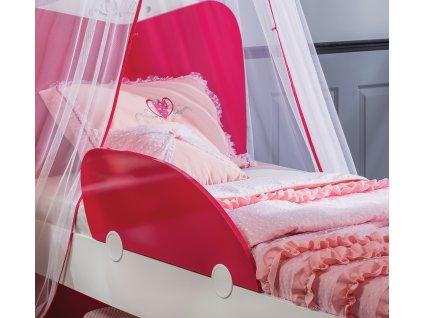 Bočnice na postel Yakut