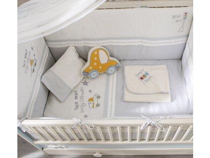 Ložní souprava do postýlky 80x130 cm Baby Boy