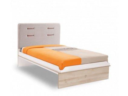 Studentská postel 120x200 cm Dynamic