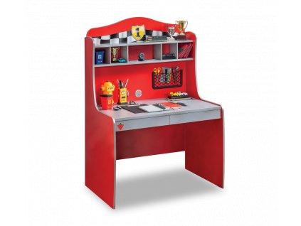 Dětský psací stůl s nástavcem Racecup