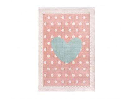 Dětský koberec Baby Girl 133x190 cm
