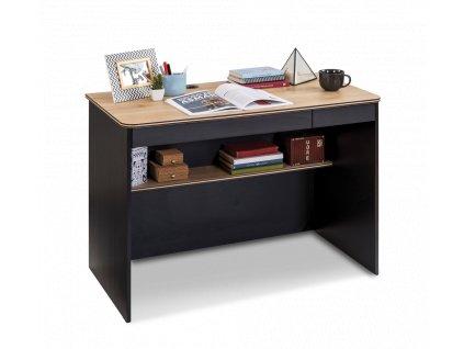 Studentský psací stůl Black