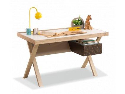 Studentský psací stůl Lofter