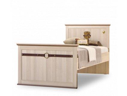 Studentská postel 120x200 cm Royal