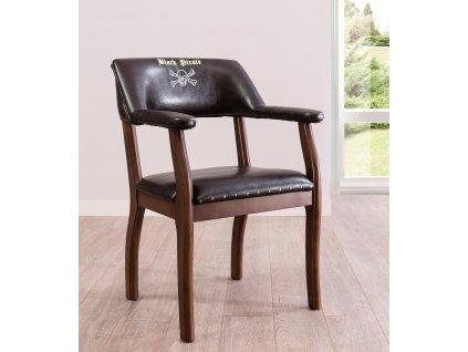 Dětská židle Black Pirate