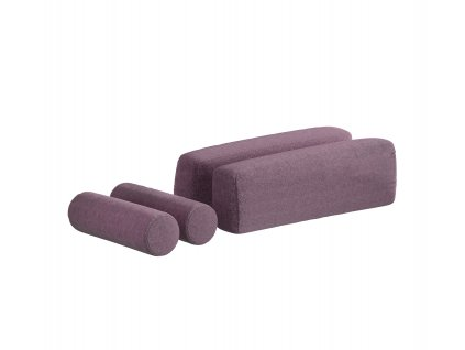 calouneni fialova sedacka