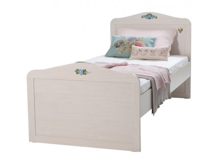 Studentská postel 120x200 cm Flower