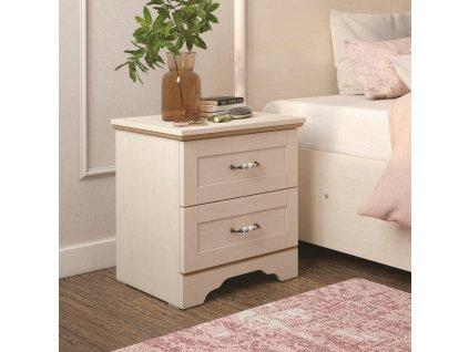 Noční stolek Flora