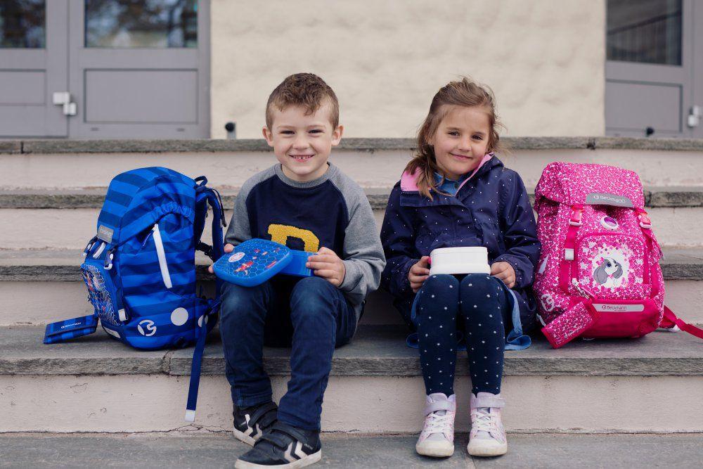 Školské batohy Beckmann