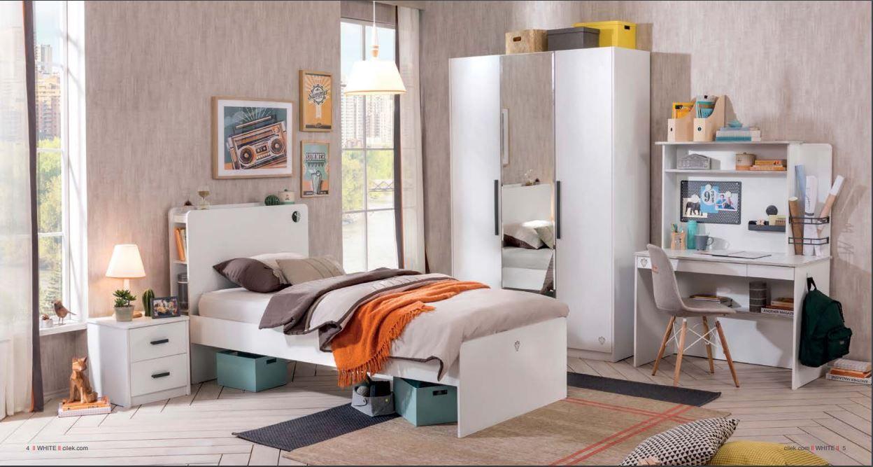 Nová detská izba počas prázdnin