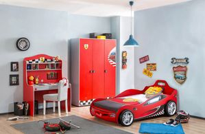 Detská izba pre chlapcov Racecup