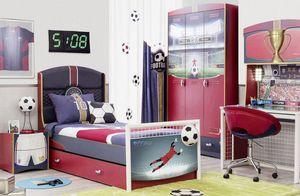 Detská izba pre futbalistu Football
