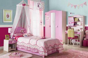 Detský nábytok pre dievčatá Princess