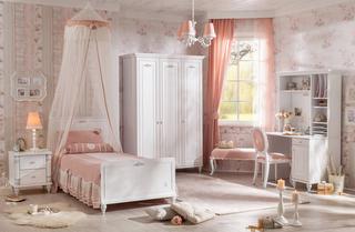 Nežný nábytok pre dievčatá Romantica