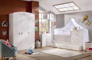 Nábytek pre bábätko Baby Cotton