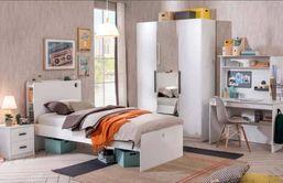 Moderný nábytok pre študentov White