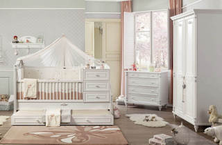 Izbička pre bábätko Romantic Baby