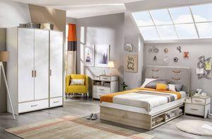 Kolekcia moderného nábytku pre študenta Dynamic