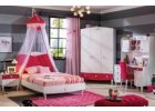 Moderná detská izba pre dievča Yakut