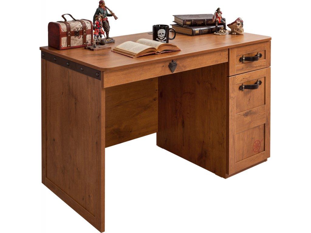 Detský písací stôl Pirate
