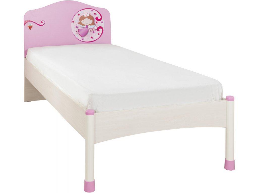 Detská posteľ 90x200 cm SL Princess