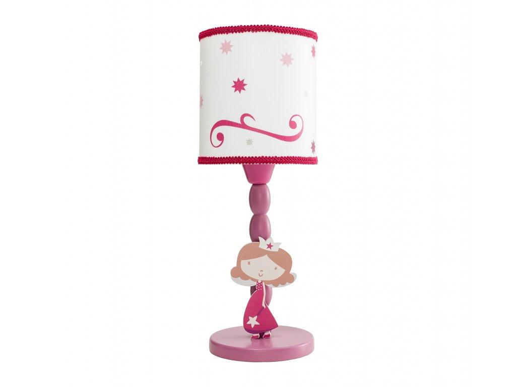Detská stolná lampa Lady