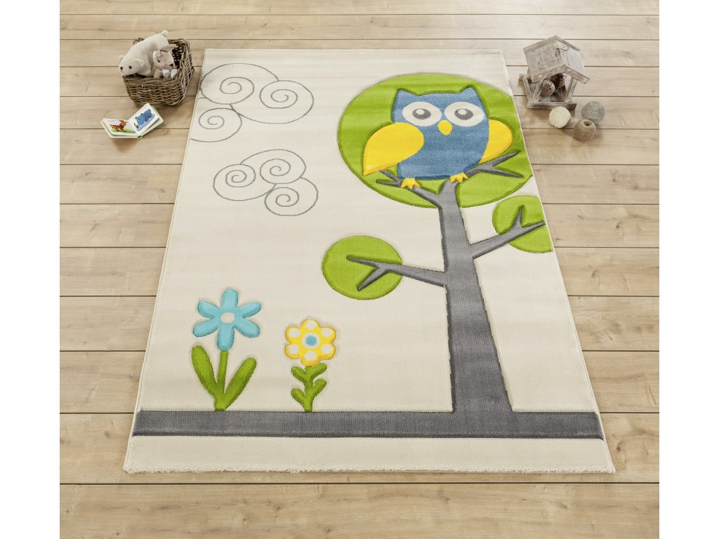 Detský koberec Story 133x190 cm