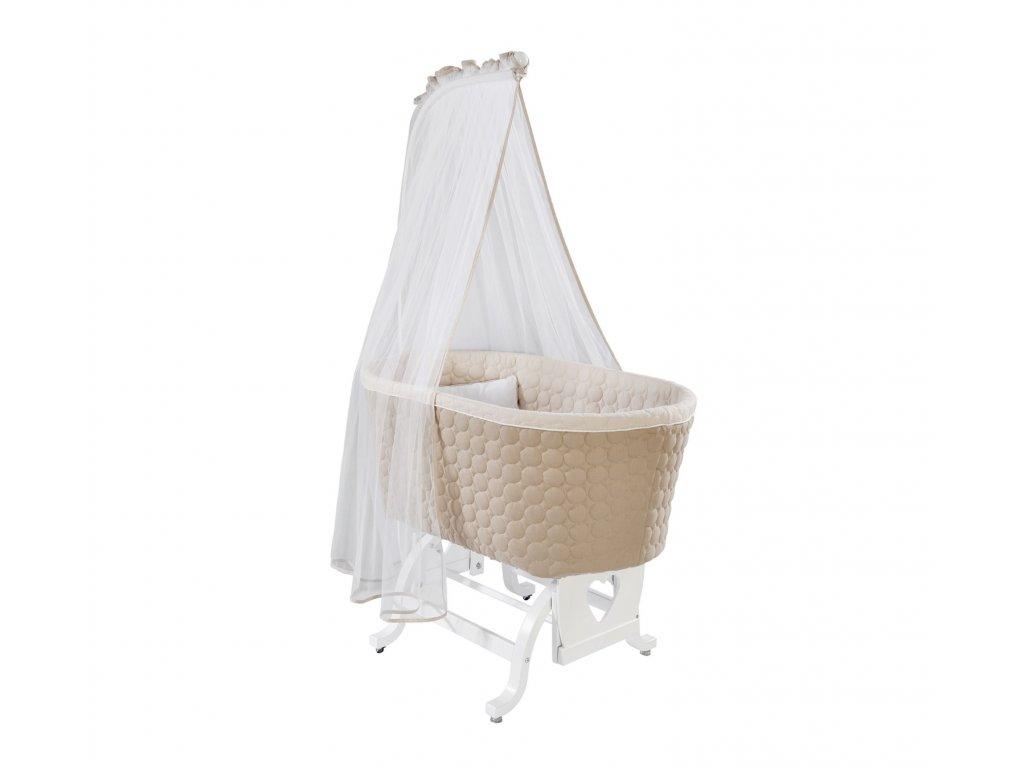 Košík pre bábätko 45x80 cm hojdací
