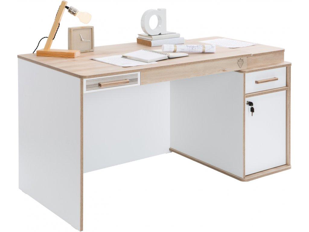Študentský písací stôl Dynamic