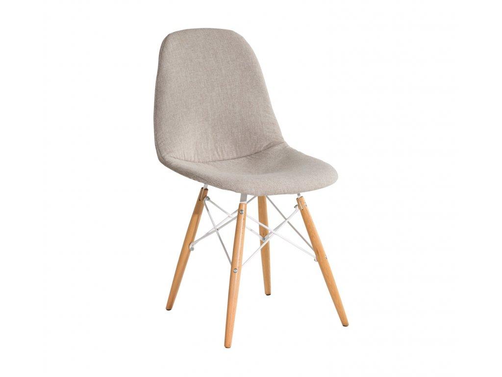 Študentská stolička Quatro béžová
