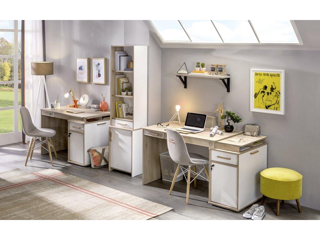 0370d77497 Izba pre dve deti Dynamic - Hezký detský nábytok