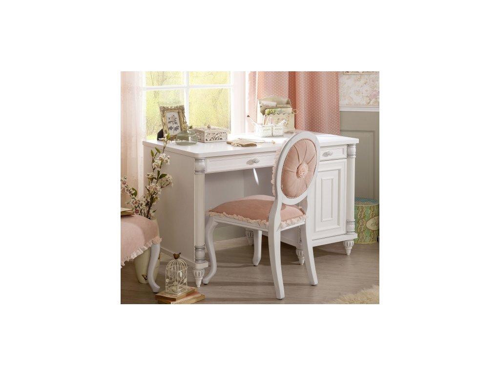 Študentský písací stôl Romantic