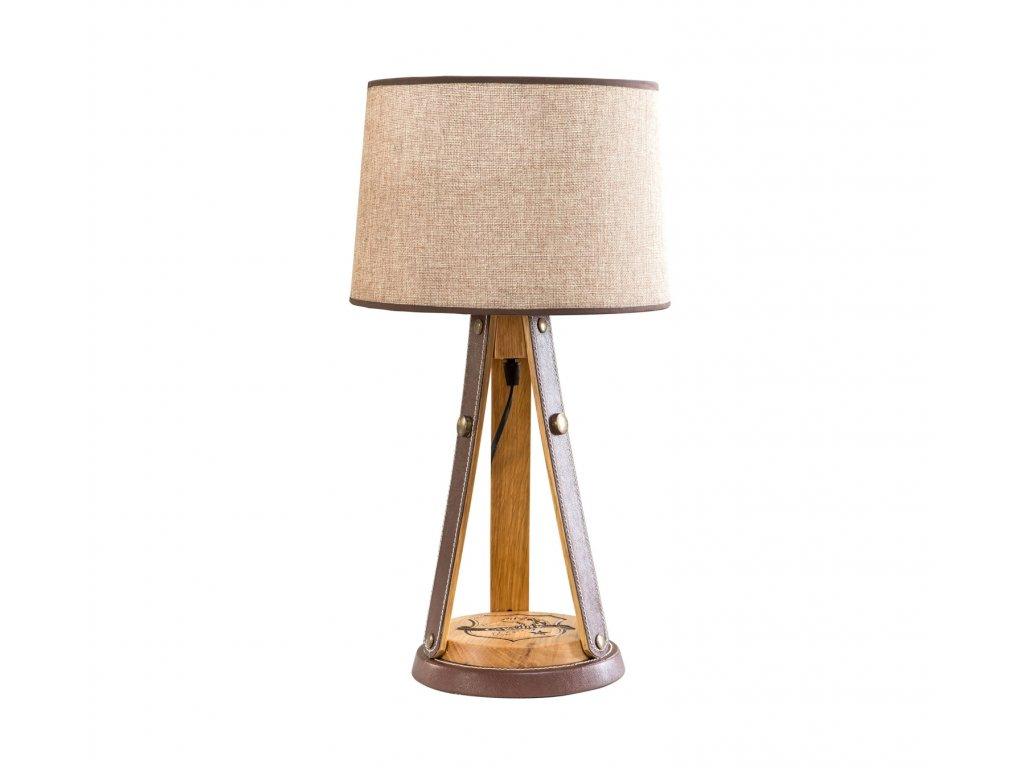 Stolná lampa Elegans