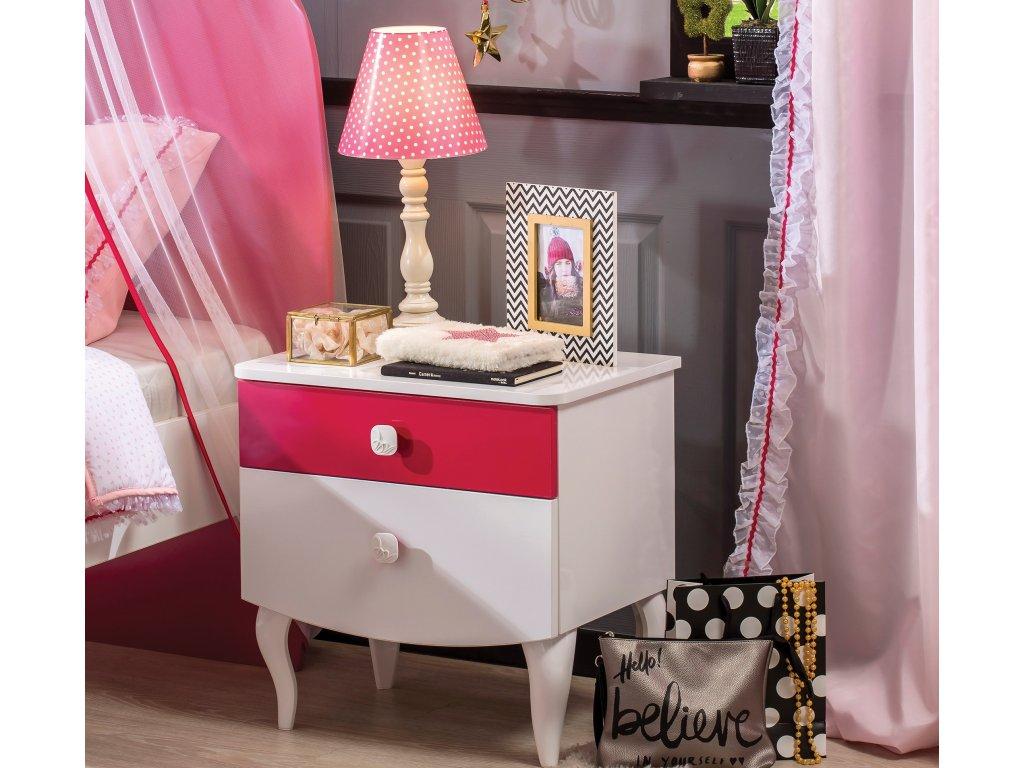 Nočný stolík Yakut