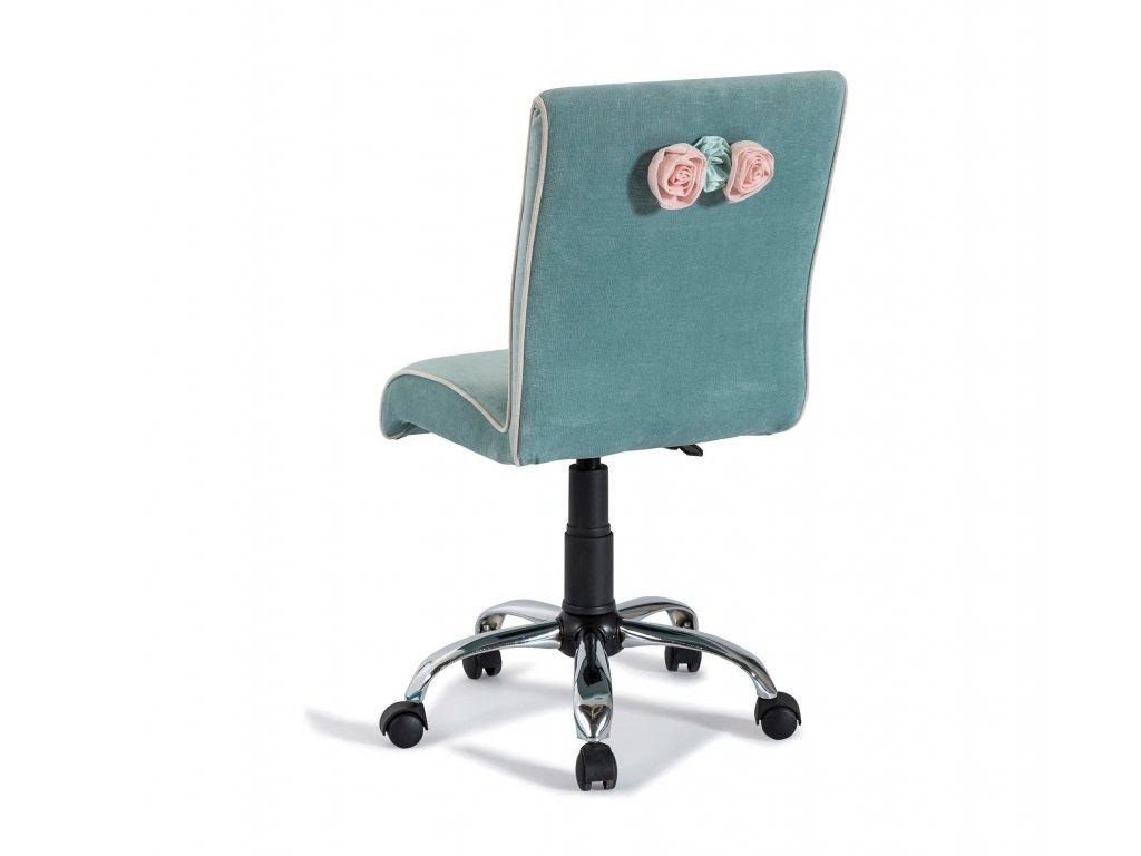 Stolička Soft Summer Mint Green
