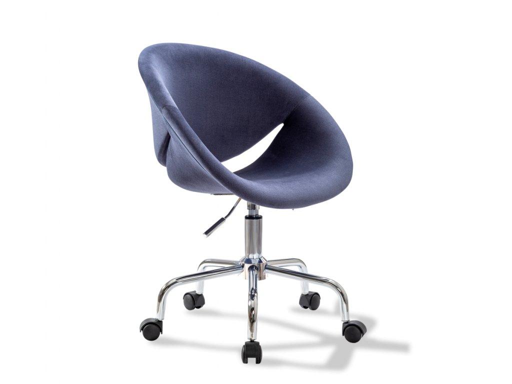 Stolička Relax Dark Blue