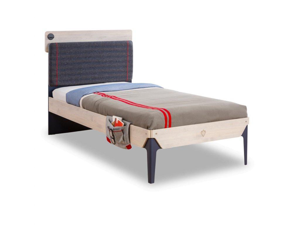 postel trio 100x200 se zvysenym celem