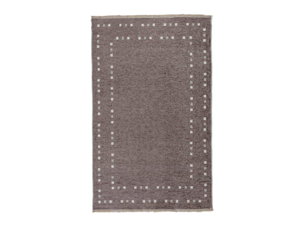 Koberec Point šedý 115x180 cm